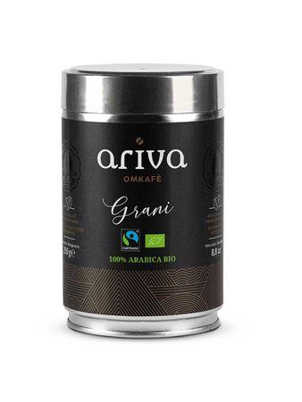 Omkafe Kaffee Espresso - ARIVA (Terraviva) BIO - Bohnen 250g