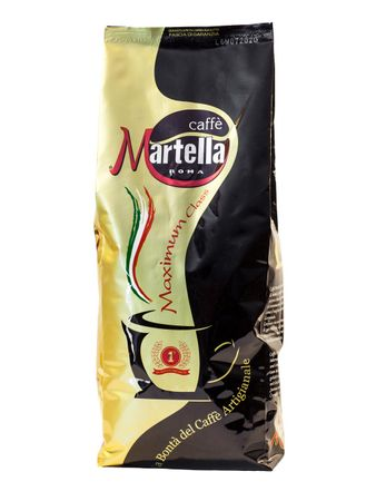 Martella Kaffee Espresso - Maximum Class - Bohnen 1000g