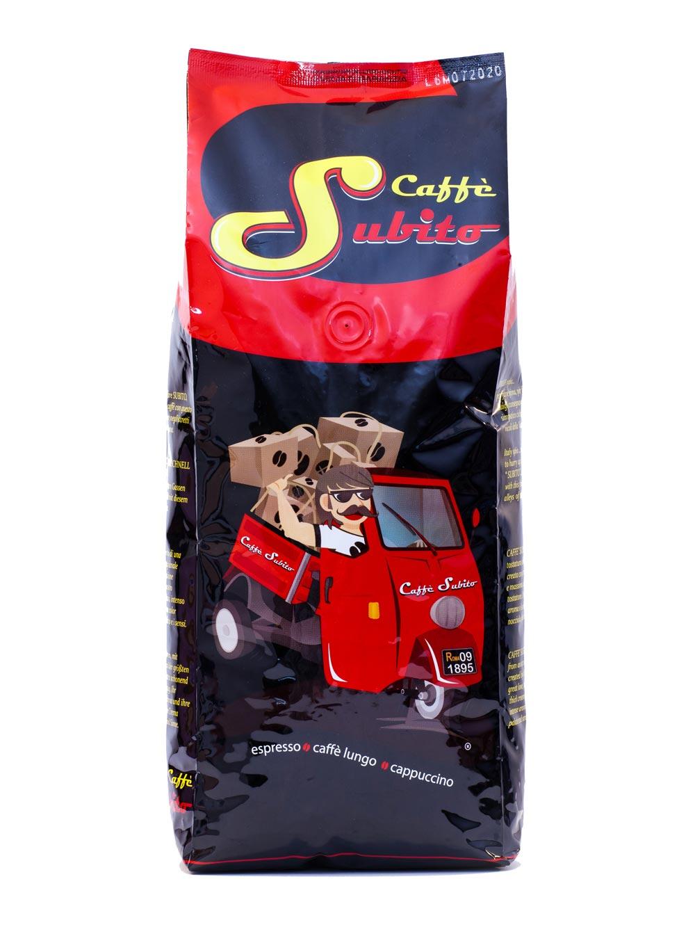 martella kaffee espresso subito bohnen 1000g kaffee in bohnen. Black Bedroom Furniture Sets. Home Design Ideas