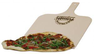 Pimotti Pizzaschaufel / Brotschaufel/ Flammkuchenbrett aus naturbelassenem Sperrholz für Pizzastein