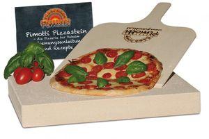 <p>Dieser 5cm Pizzastein ist ein Muss für jeden Pizzaliebhaber! Die 5cm Stärke sorgen für eine sensationell, im Heimbereich nie da gewesene, Hitze von unten und liefern perfekte Ergebnisse. Jeder Zentimeter mehr bei der Stärke des Pizzasteines verbessert das Ergebnis merklich und 5cm sind das absolute non plus ultra!<br />