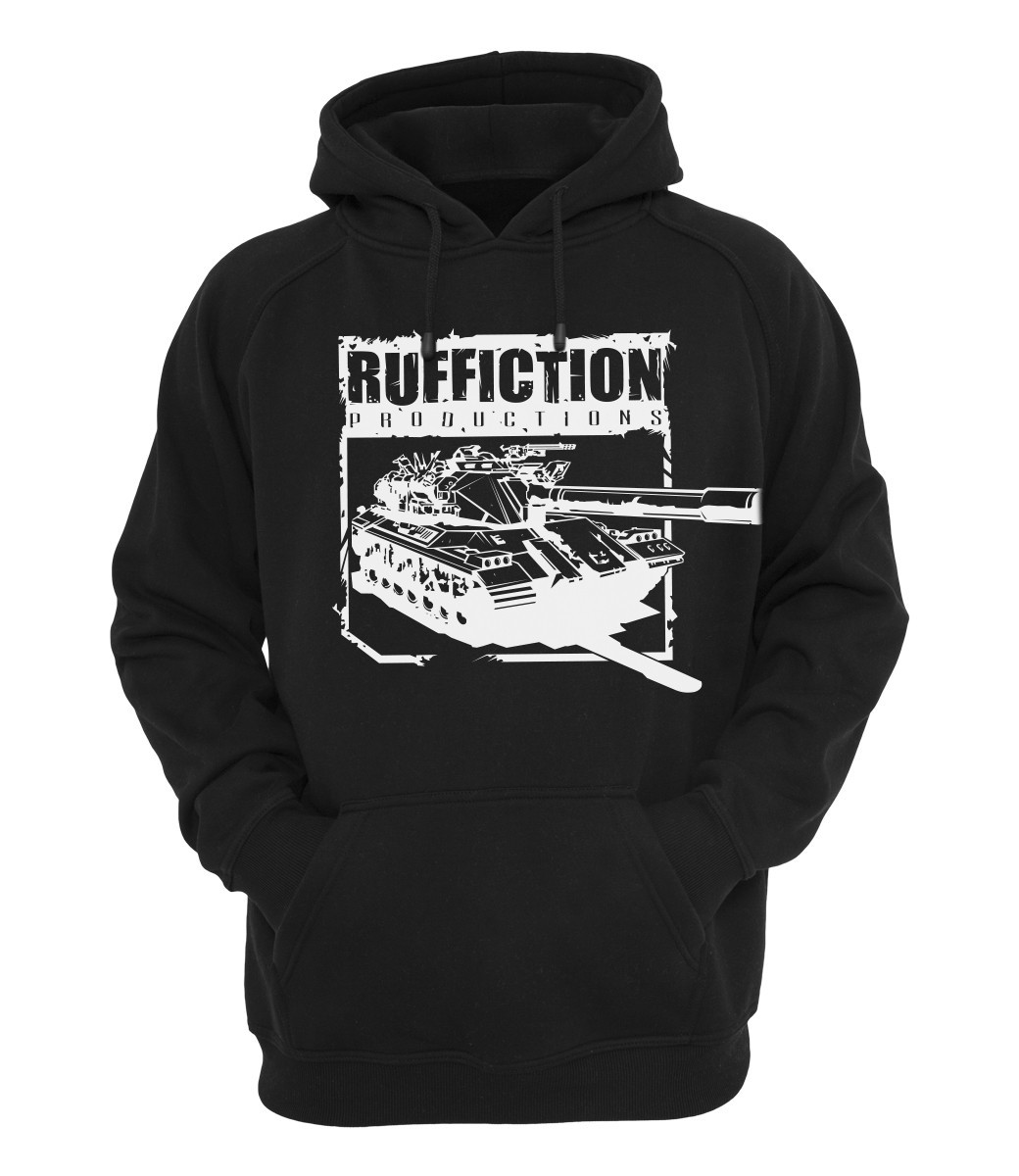 Ruffiction Hoody Logo Herrenmode