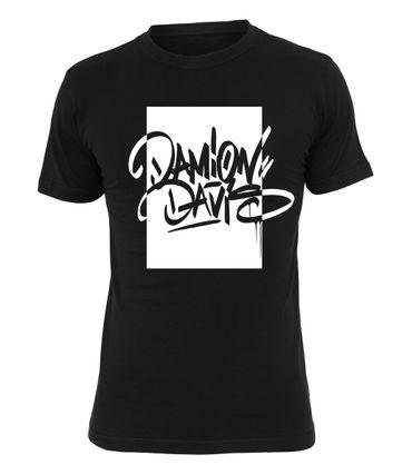 Damion Davis T-Shirt Logo