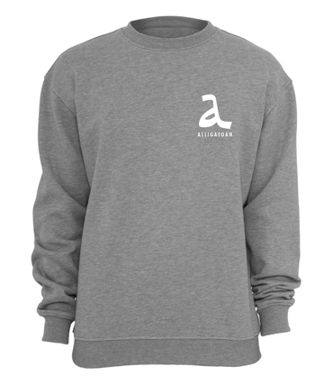 Alligatoah Sweater Logo Brust