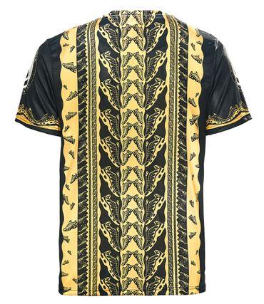 Team Platin Haifisch T-Shirt gold – Bild 2