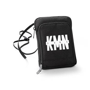 KMN Brusttasche schwarz