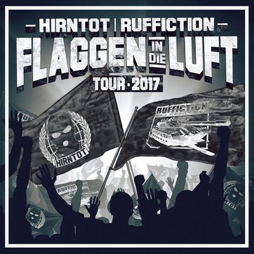 Flaggen in die Luft 2017 Tour CD