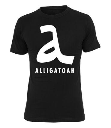 Pullover & Strick Alligatoah Sweater Logo Brust Fanartikel & Merchandise