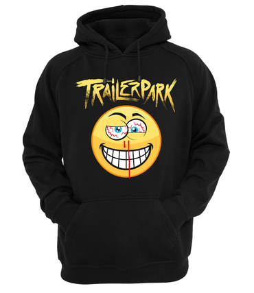 Trailerpark Hoody Smiley