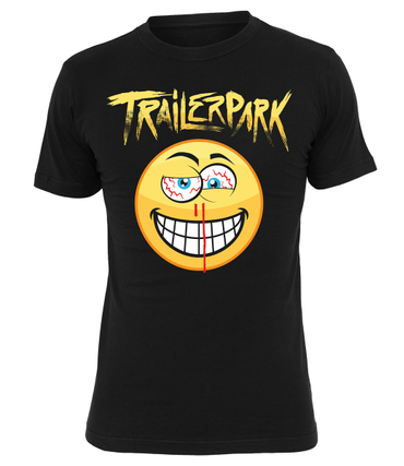 Trailerpark T-Shirt Smiley