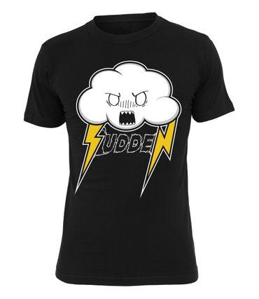Sudden T-Shirt Wolke