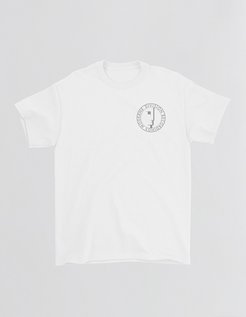 DIVISION Merch - Moderne Shirt White - Bild 1