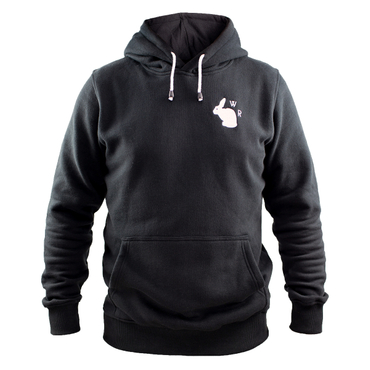 White Rabbit Hoody Logo – Bild 1