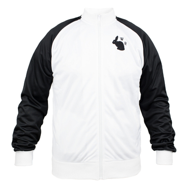 White Rabbit Trainingsjacke weiss – Bild 1