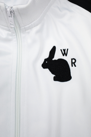 White Rabbit Trainingsjacke weiss – Bild 4