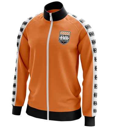 KMN Gang Trainingsjacke orange