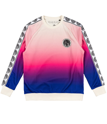 Team Platin Sunset Sweater  – Bild 1