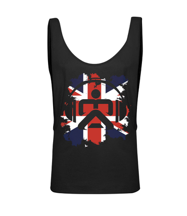 Airbeat One Festival Girly Tanktop Union Jack