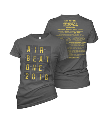 Airbeat One Festival Girly Top Airport Display