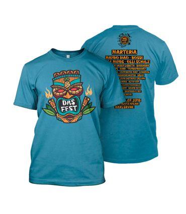 Das Fest T-Shirt Tiki