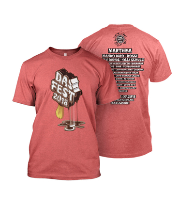 Das Fest T-Shirt Ice am Stiel