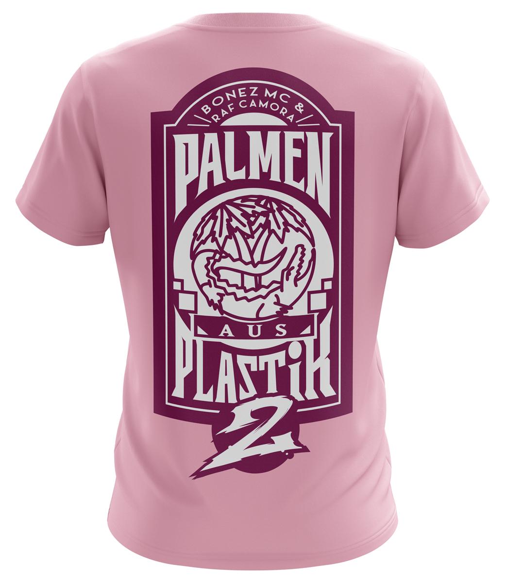 Palmen Aus Plastik 2 Pink Shirt 30 Shop
