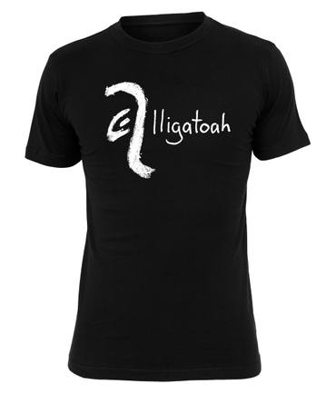 Alligatoah T-Shirt Crayon Logo