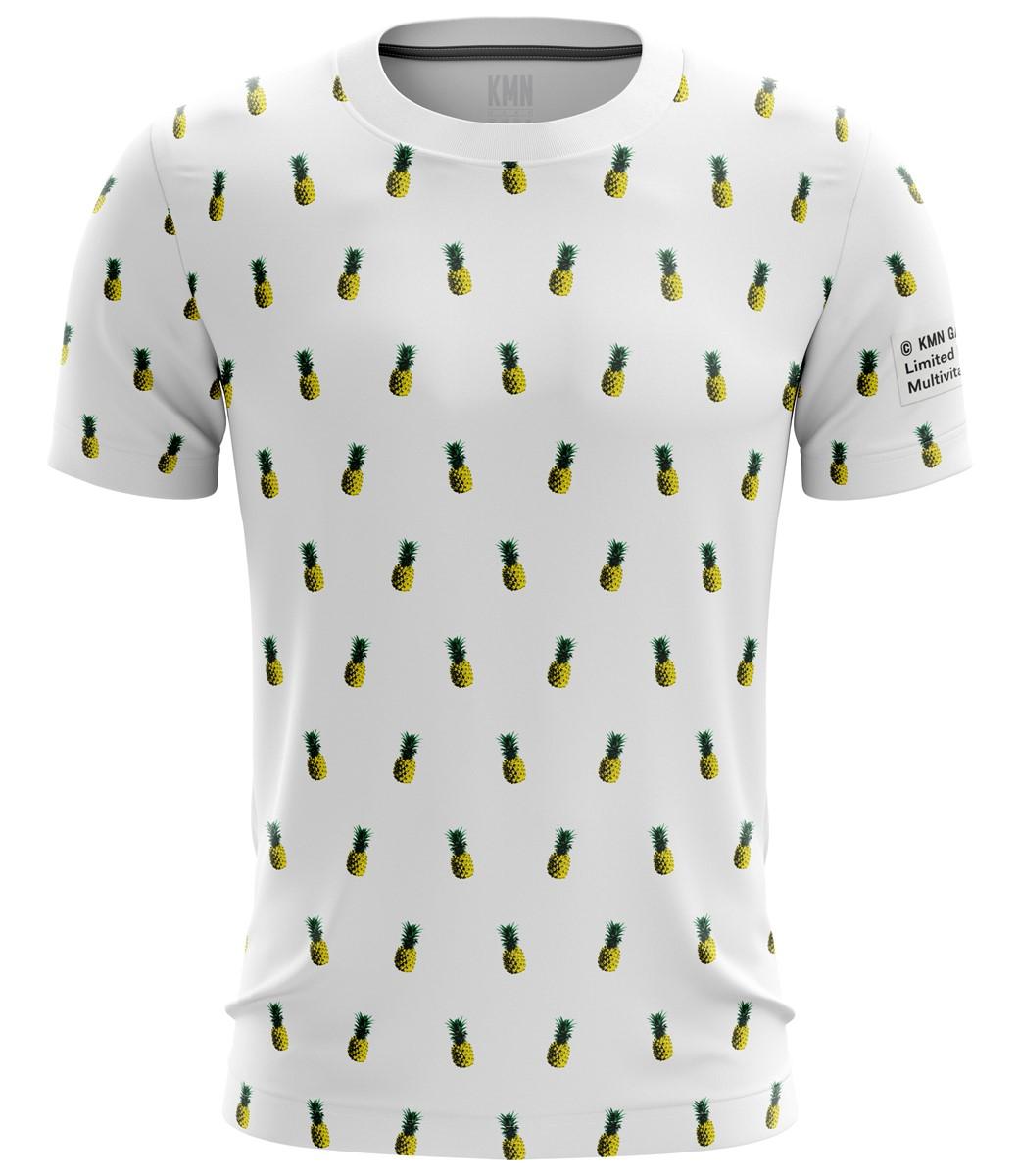 KMN Gang Multivitamin T Shirt Ananas allover