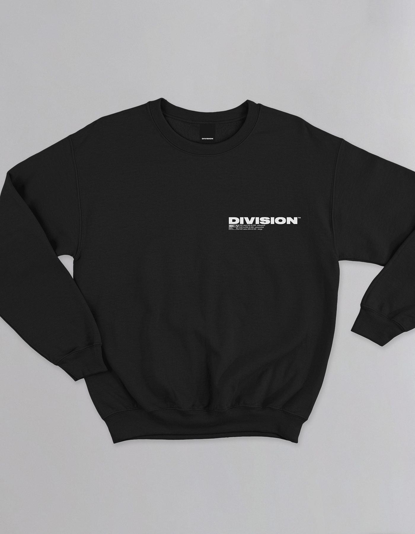DIVISION Merch - Logo Sweater Bild
