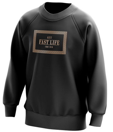 KMN Gang Fast Life Tour Sweater