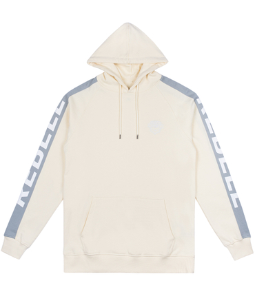 Rebell Army Stripe Hoody Beige