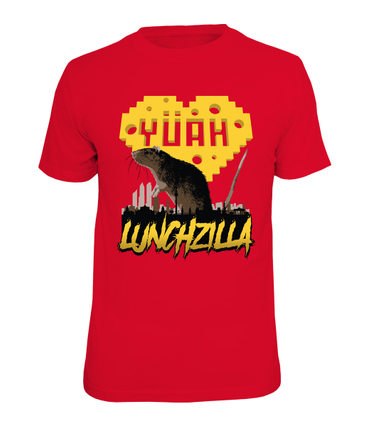 Sudden T-Shirt Lunchzilla