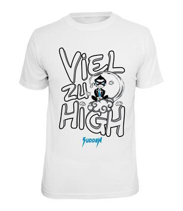 Sudden T-Shirt Viel zu high