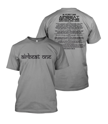 Airbeat One Festival T-Shirt Gurmukhi