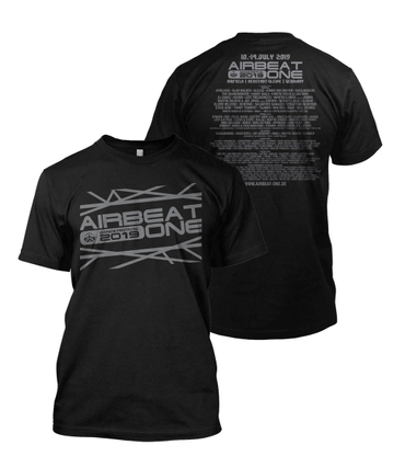 Airbeat One Festival T-Shirt Laser
