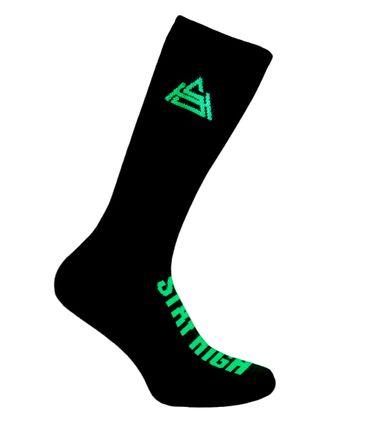 Stay High Socken schwarz