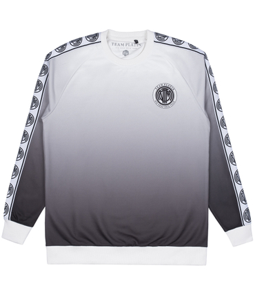 Team Platin Gradient Sweater B/W