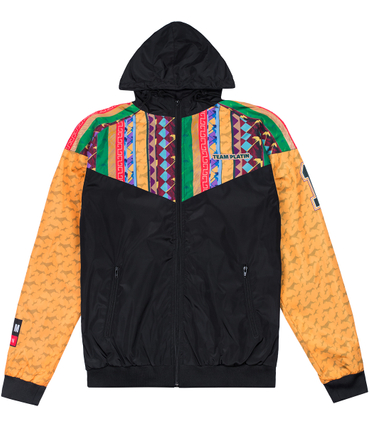 Team Platin Jungle Windbreaker – Bild 1