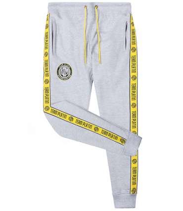 Team Platin Classic Sweatpants Neon/Grey