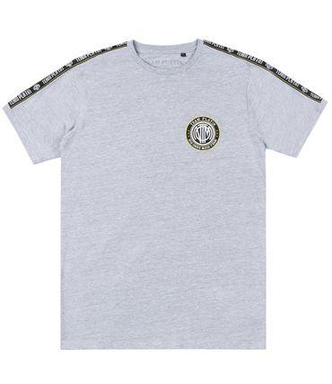 Team Platin Classic Stripe Shirt Neon/Grey