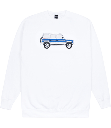 DCVDNS Sweater Jeep