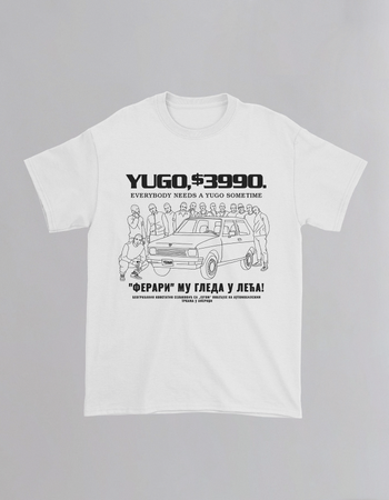 YUGO Merch - Crew Shirt - Bild 1