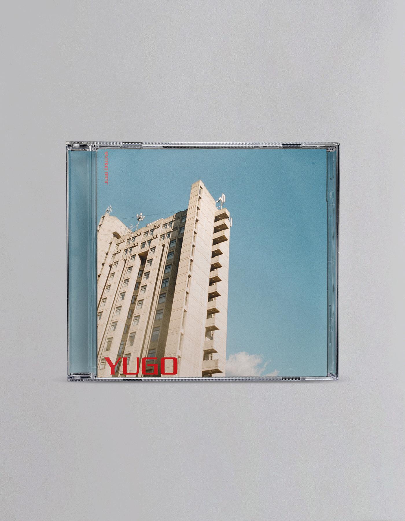 YUGO Merch - Yugo CD Bild