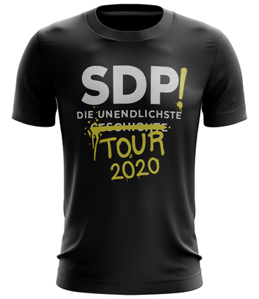 SDP T-Shirt Tour 2020