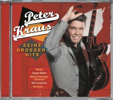 Kraus, Peter - Peter Kraus-Seine Großen Hits