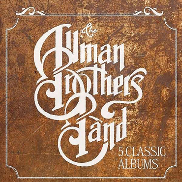 The Allman Brothers Band - 5 Classic Albums