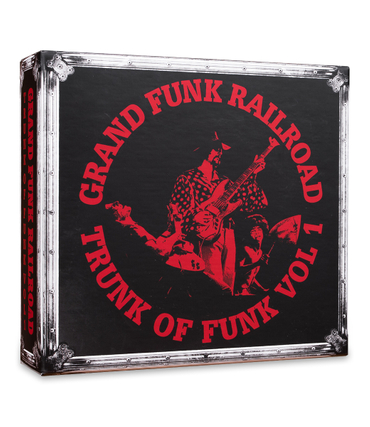 Grand Funk Railroad - Trunk Of Funk, Vol. 1 (6CD Box)