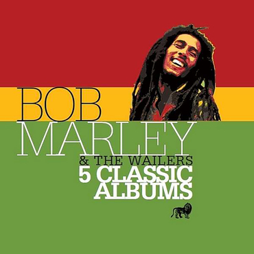 Bob Marley & The Wailers - 5 Classic Albums