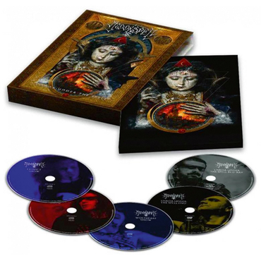 Moonspell - Lisboa under the spell (3CD/DVD/Blu Ray)