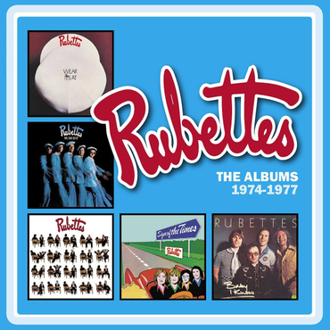 The Rubettes - The Albums 1974-1979